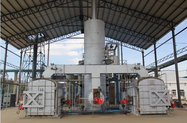 High-temperature Refining Furnace for Nobel Metals