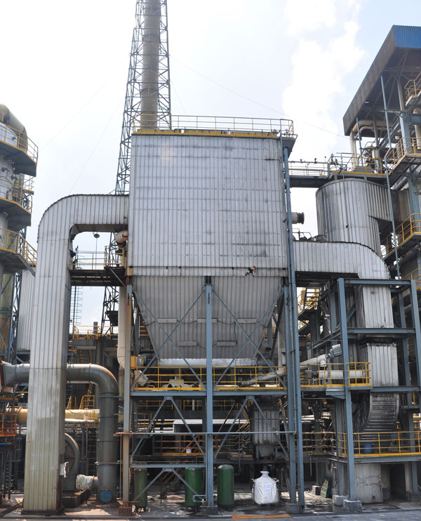 Wuxi Solid Waste Treatment Center