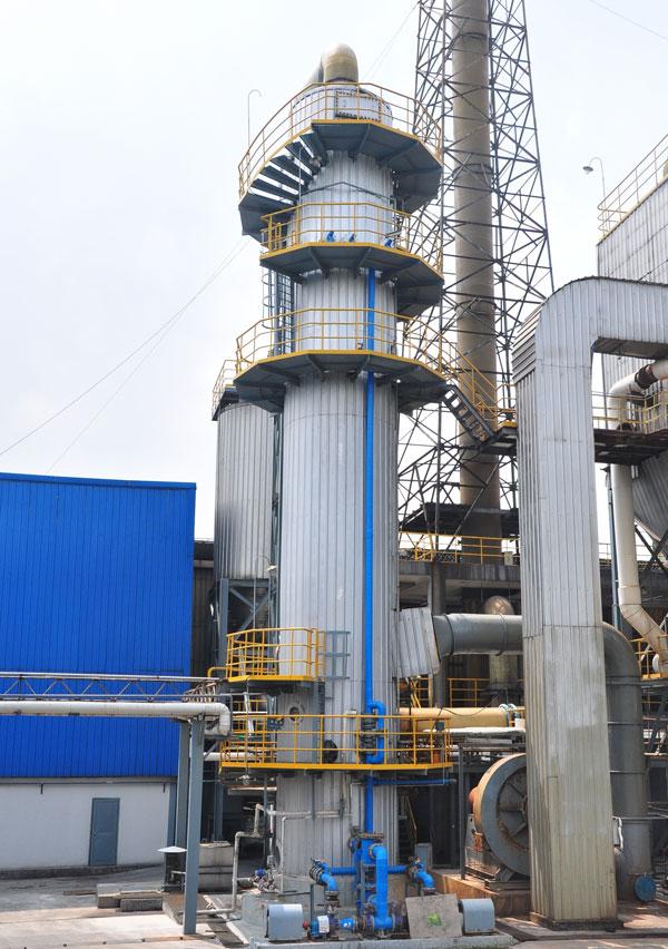 无锡工业固废处置中心